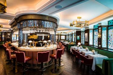 The Ivy gets ready to re-open after major refurbishment