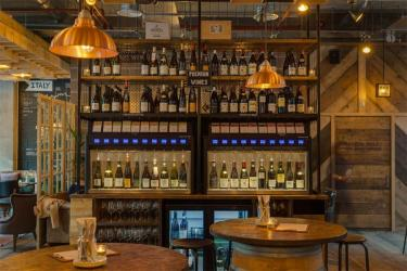 Vagabond wine bar has arrived in Paddington