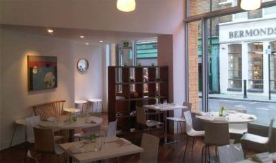 Get down to Zucca in Bermondsey now - it's closing at Christmas