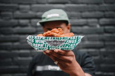 Wingstop hit up Dalston's Kingsland High Street as their second London location