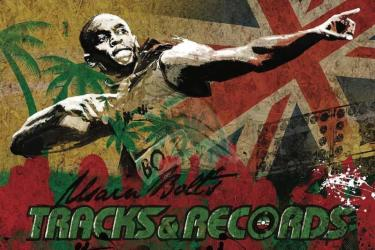 Usain Bolt is opening his Tracks and Records restaurant in London