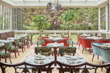 Nathan Outlaw is opening Siren restaurant at The Goring