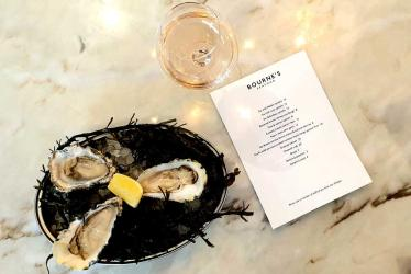 Bourne's fishmongers are opening an evening seafood bar in Highbury