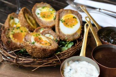 The Jugged Hare launches a Scotch Egg Flight