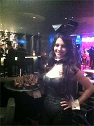 Playboy Club opens in London with a vintage feel