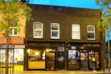 Doing the double - Test Driving Every Cloud and Silver Lining in Hackney