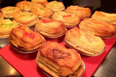 Epic Pies opening at St Paul's will celebrate British pastry
