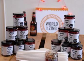 'World of Zing', the UK's first contemporary food and drink emporium launches