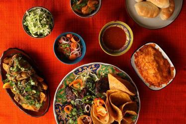 Great British menu judge Andi Oliver launches Wadadli delivery box