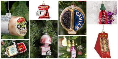 The 10 best Christmas tree decorations for foodies