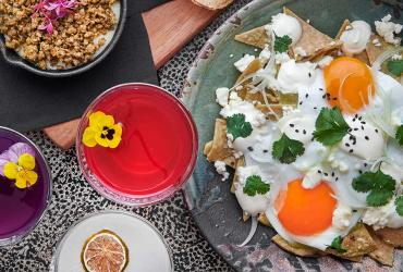 Five must-try dishes and drinks to try at the Ella Canta bottomless weekend brunch