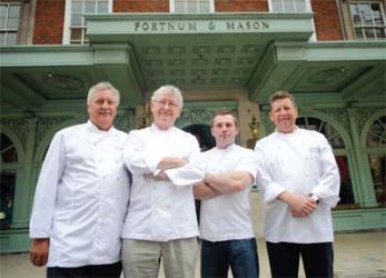 Top UK chefs to take over Fortnum & Mason for the London Restaurant Festival