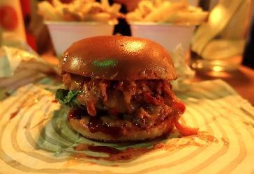 Test Driving Patty and Bun - Soho has a new burger date spot