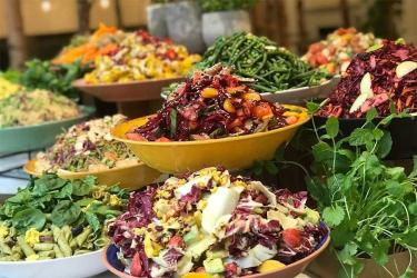Where to find the best salads in London