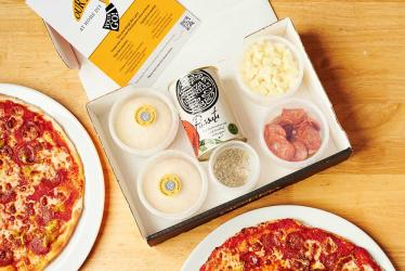 PizzaExpress are the latest to launch a DIY pizza delivery kit