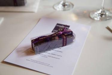 Paul A Young launches chocolate and port pairing at Churchills Port House