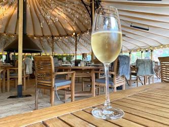 Test Driving The Vineyard at Stockcross - a wine-soaked retreat, both inside and out
