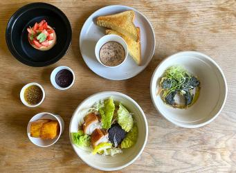 Test Driving Hide at Home - Michelin-starred delivery to your door