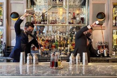 The Connaught Bar in Mayfair is the World's Best Bar for 2020