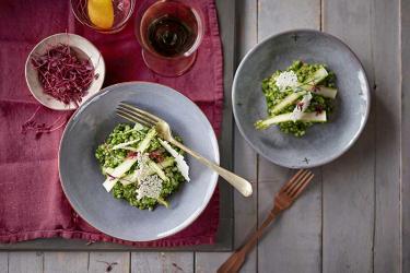 The Providores' chef Peter Gordon puts 5 salads on the menu at Drake and Morgan restaurants