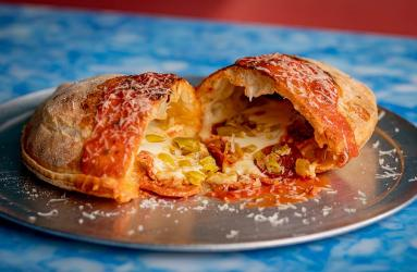 Yard Sale Pizza are opening on Hackney Road - and they're bringing calzones
