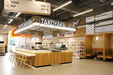 Huge Ichiba Japanese food hall opens in Westfield London