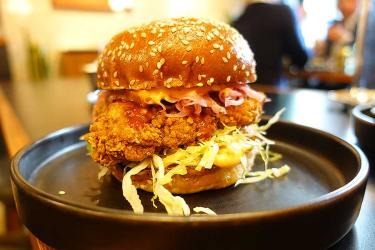 Test Driving Coqfighter - legendary fried chicken hits Soho