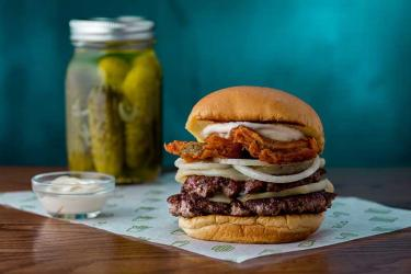 Shake Shack's next burger special is the Crispy Pickle Burger