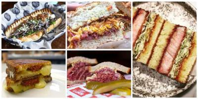 The best sandwiches in London