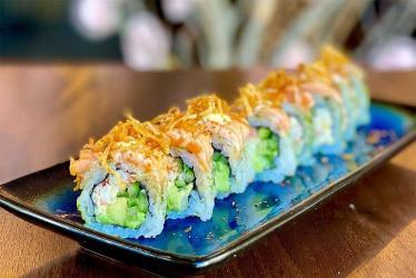 London's best sushi delivered