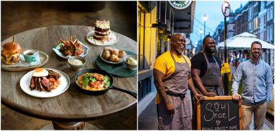 Riding House Cafe re-launches as Soul Ride Caribbean food delivery