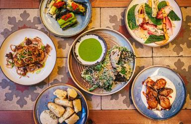 Million Pound Menu's Jay Morjaria is previewing dishes from JAE at Hovarda