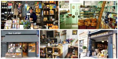 London's best delis and grocers