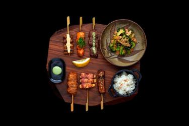 Sticks'n'Sushi's huge new King's Road place will feature The Kings Room restaurant within a restaurant