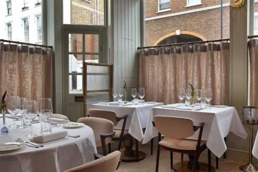 104 in Notting Hill is Richard Wilkins' miniature fine dining restaurant