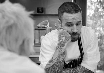 Could Sticky Walnut's Gary Usher be opening a restaurant in London?