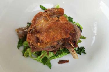 Take a trip to Gascony with Monsieur Le Duck popping up in Spitalfields