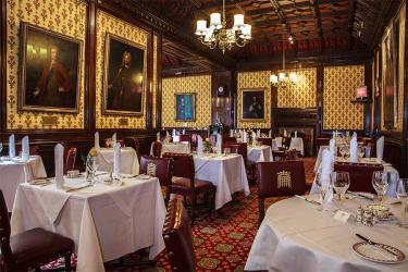 Parliament's prorogation means the Peers' dining room is opening to the public again