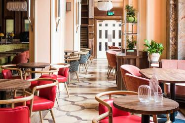 Neptune at The Principal London Hotel is the new seafood restaurant from the Richmond team