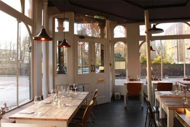 Salut European restaurant opens on Islington's Essex Road