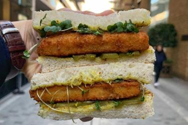 Gunpowder Tower Bridge team up with Instagrammers to up their lunchtime sarnie game