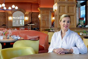 First look: Hélène Darroze at The Connaught reopens after 10th birthday makeover