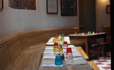 Polpo's Ape and Bird gets a minor refurb and a new menu