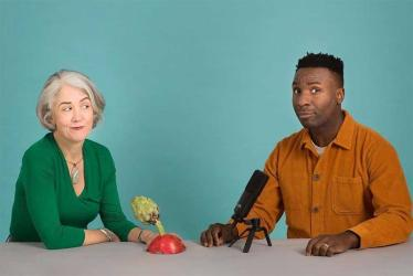 Evening Standard critic Jimi Famurewa co-hosts the new Waitrose podcast Life on a Plate