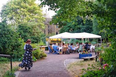 Sustainable restaurant CUB goes alfresco for a summer supperclub series
