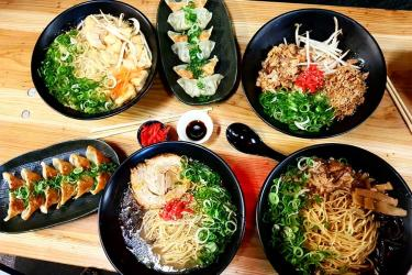 Koi Ramen and Tap In are first to sign up for new Elephant Park development in South London