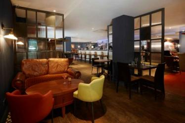 Hudson's House joins VQ at the St Giles Hotel in Bloomsbury