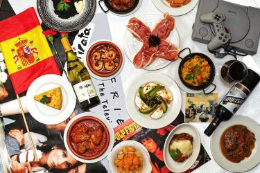 El Pirata in Mayfair celebrates 25 years in London with a 25 year old menu