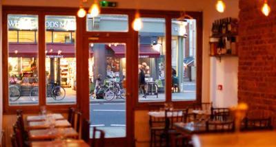 Rubedo brings natural wine bistronomie to Stoke Newington Church Street