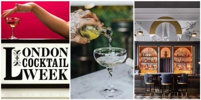 London Cocktail Week 2019 events guide